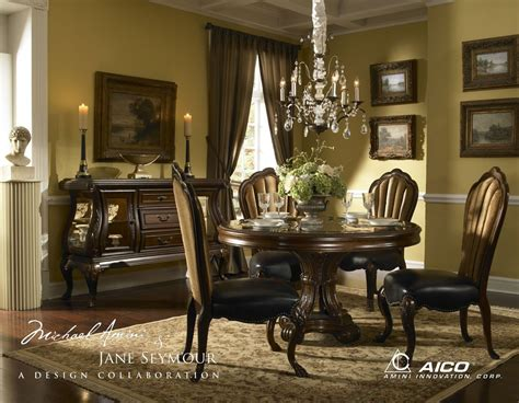 Dining Room Collections Buy Palace Gate Dining Room Set By Aico From Www