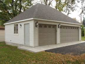Garage Plans Hip Roof exle of 2 car detached garage with hip roof garages carports more best