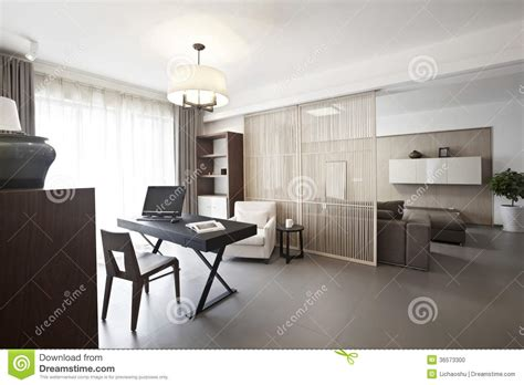 comfortable home elegant and comfortable home interior stock photography