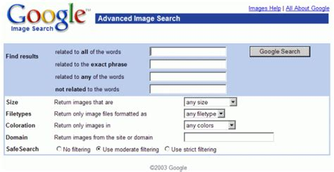 google images advanced search image search google advanced