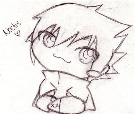 Noctis By Chibi Manga Stalker On Deviantart