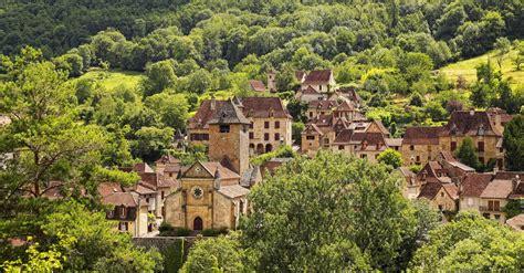 dordogne decouvrez les  beaux villages de la vallee