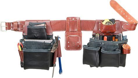 occidental leather b5080db black leather tool belt