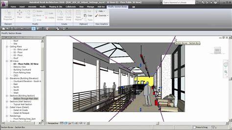 tutorial revit 2010 youtube revit 2010 training part44 interior render youtube