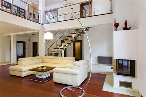 living room overseeing staircase magnon india