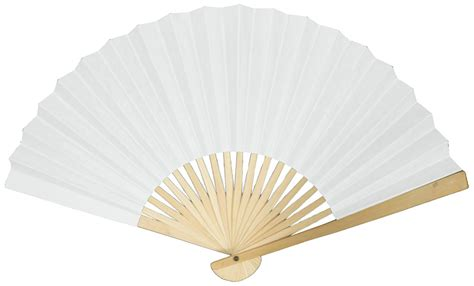 Paper Folding Fans - splendor for your guests paper folding fans