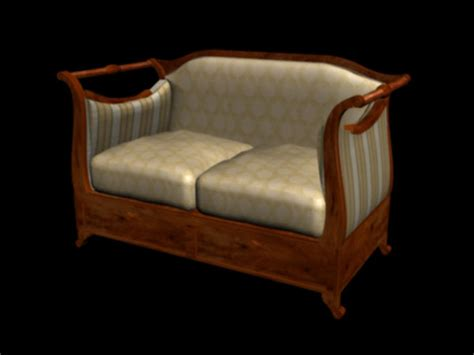 why is a sofa called a davenport sofa lovesit armchear funiture 3ds 3d studio