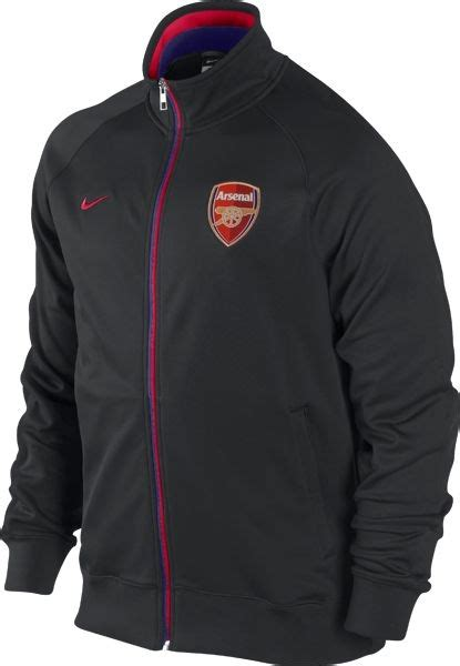 arsenal jacket 67 49 nike arsenal arsenal outerwear nike arsenal