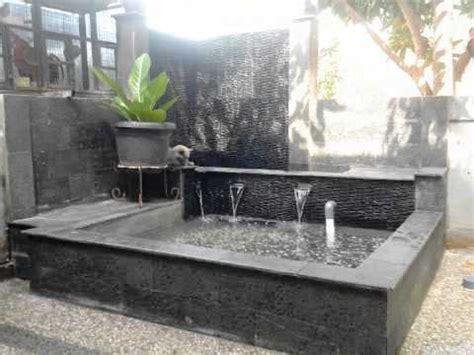 desain kolam ikan depan rumah minimalis 20 kolam ikan koi minimalis paling cantik 2018 rumah