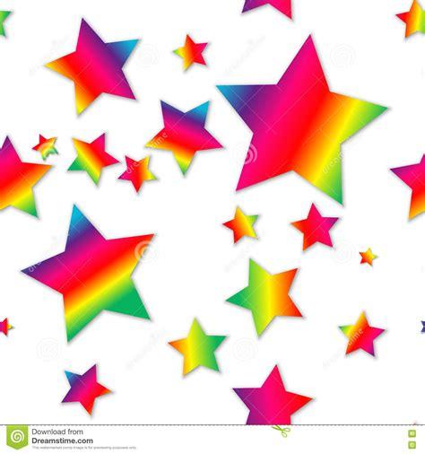 Rainbow White Syar I simple 7 color rainbow element on white vector