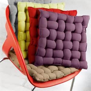 galette de chaise braid