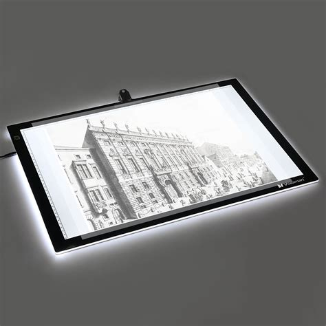 light board for tracing a2 led design tracing copy pad stencil drawing pattern