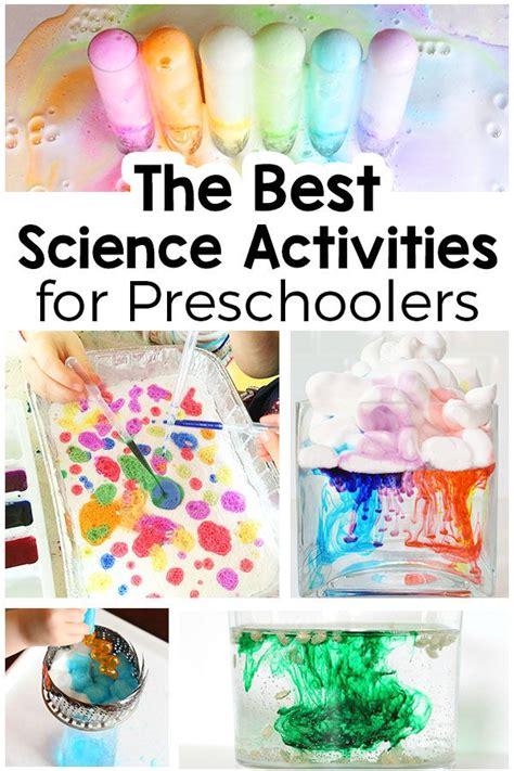 science themes in kindergarten the best science activities for preschoolers steam