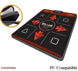 Ddr Mat Pc by Deluxe Master 1 Inch Foam Ddr Pad Mat For Ps3 And Usb Pc Ebay