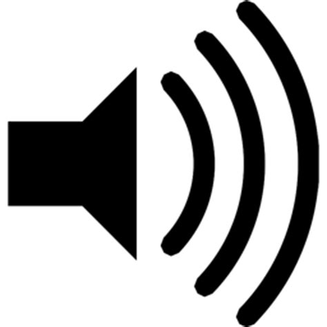 icones haut parleur images hautparleur png  ico
