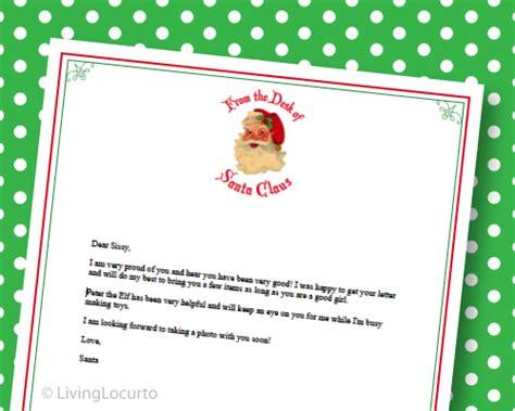 printable santa letter stationary letter head desk of santa free search results calendar