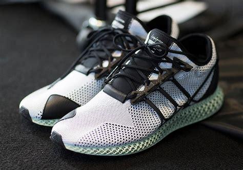 Adidas Future Craft adidas y3 futurecraft 4d 2018 sneakernews