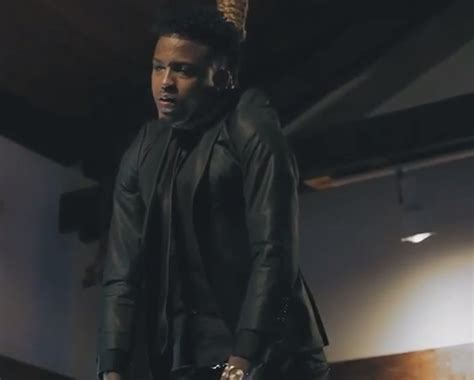 what killed august alsina watch august alsina pusha face suicide in fml video