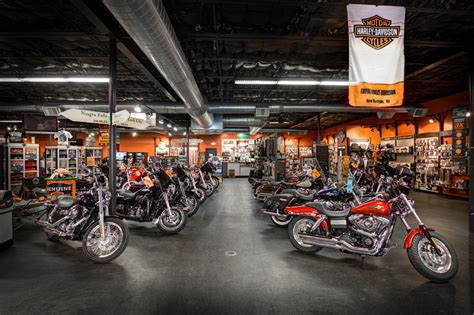 Harley Davidson In New York City by How Harley Davidson Used Artificial Intelligence To