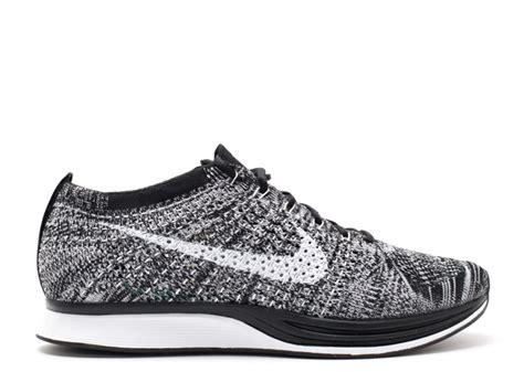 Nike Flyknite flyknit racer quot oreo quot nike 526628 012 black white