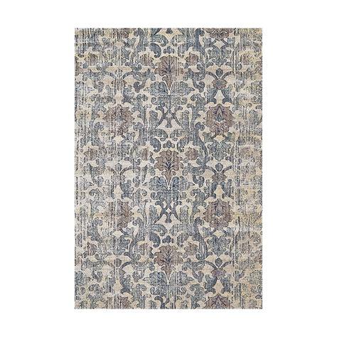 blue area rugs 5x8 city furniture fiona blue 5x8 area rug