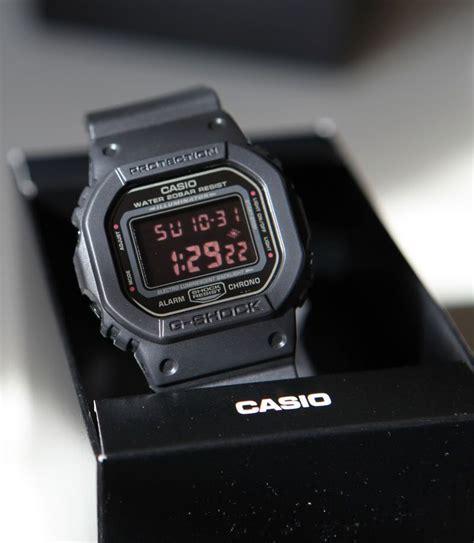 Jam Tangan Casio G Shock Dw 5600 Bb Original 1 g shock giveaway in black dw 5600ms 1