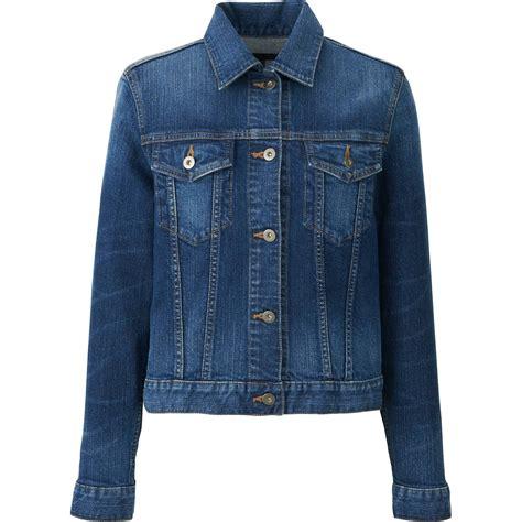 Blezer Denim denim blazer womens trendy clothes