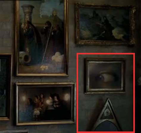 harry potter illuminati harry potter all seeing eye and pyramid illuminati symbols