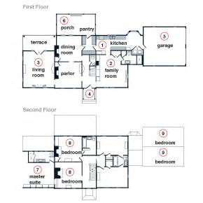 charmed house floor plan the charmed house floor plans house design ideas