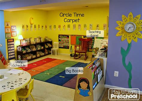 classroom layout options a tour of the classroom at play to learn preschool play