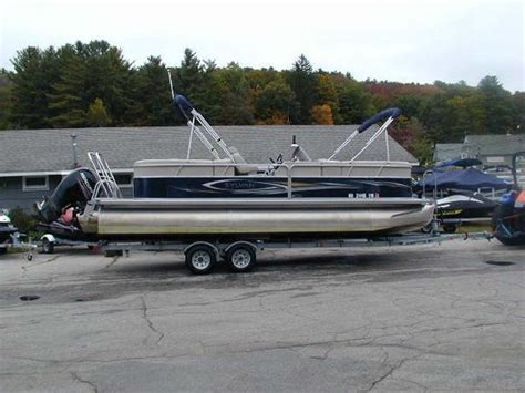 propeller boat nh 2013 sylvan 8522 lz laconia nh for sale 03247 iboats