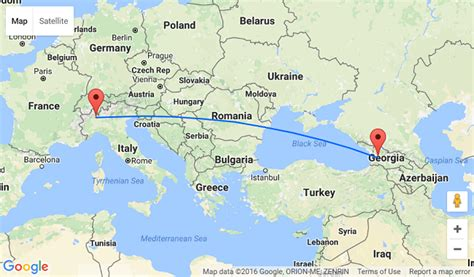 kutaisi map discover fly from milan to kutaisi for just 19