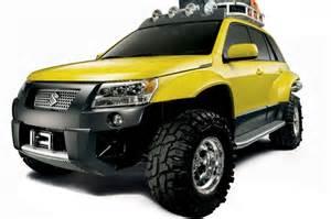 Suzuki Grand Vitara Road Parts Suzuki Self Proclaims Quot The Preferred Automotive Company