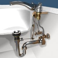 bathroom faucet installation install a lavatory faucet rona guelph building