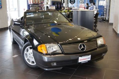how to learn all about cars 1993 mercedes benz sl class head up display purchase used 1993 mercedes benz in morton grove illinois united states