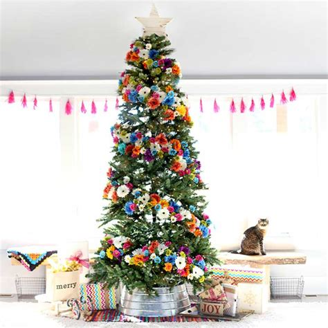 floral design magazine new zealand do it yourself 40 incredible christmas tree decorating