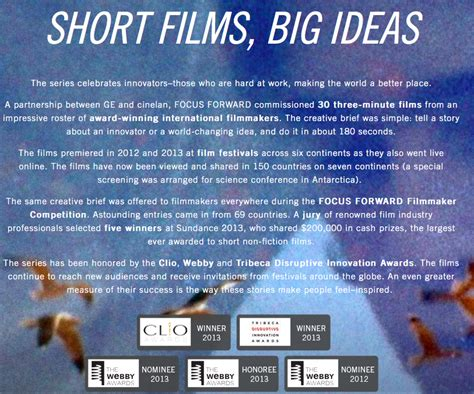 themes in short films short films big ideas marvelous mechanics