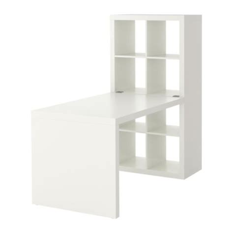 expedit desk white workspaces office furniture chairs desks tables