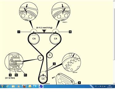 Timing Belt Kia Carens service manual 2007 kia carens timing chain replacement