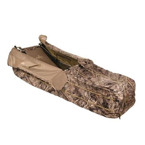 goose hunting layout blinds sale tanglefree landing zone layout blind in realtree max 5