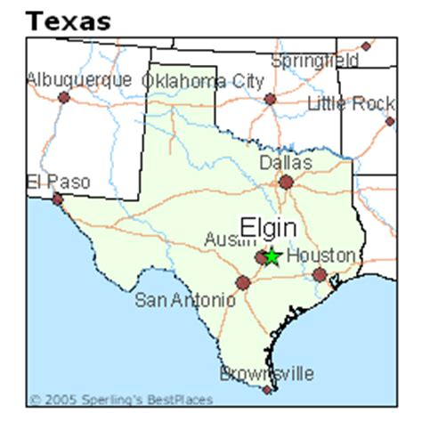 elgin texas map best places to live in elgin texas