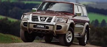 Connected Car Nrma Nissan Patrol 48l 1000km Road Test Car Reviews The Nrma