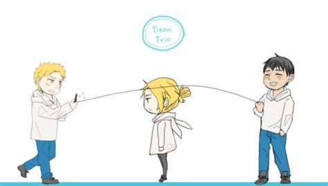 doodle name renz titan trio on