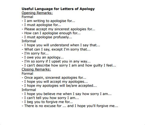 Letter For Apology To Your Boyfriend Apology Letter Apology Letter Offer Acceptance Letter More