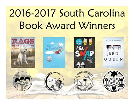picture book awards 2017 south carolina book awards announced berkeley