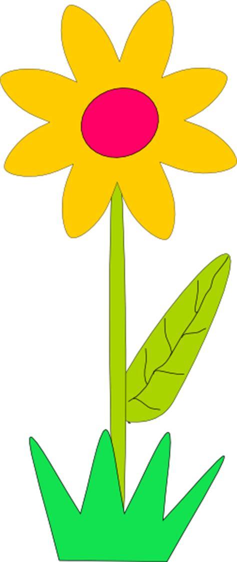spring flower spring flower clip art at clker com vector clip art