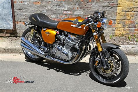 honda cb750 custom honda cb750 four bike review
