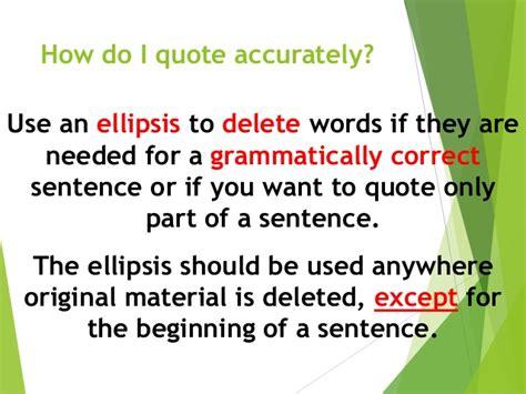 rugged sentence mla introductory signals parenthetical citations