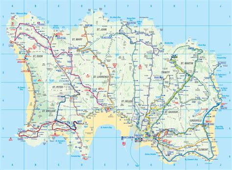 carte jersey tour du monde en images jump voyage