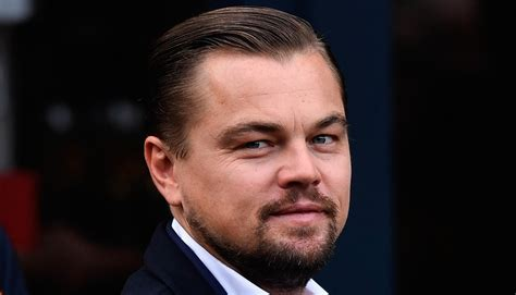 leonardo dicaprio leonardo dicaprio on u s exiting agreement today